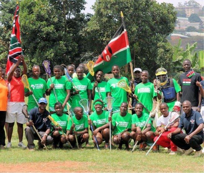 Kenya Lacrosse